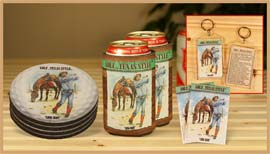 Golf Texas Style Gift Set