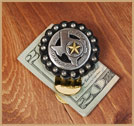 Texas State Money Clip
